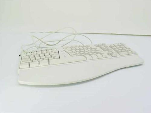 Microsoft 71305  Natural PS/2 Keyboard - X03-51764