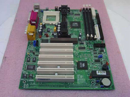 Tyan Computer Corp. S1854 AGPX4  Slot 1/ PGA370 AGPX4 Micron System Board