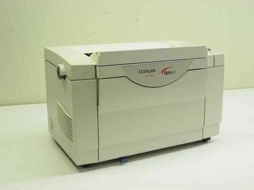 Lexmark 4026-071  Lexmark Optra E& Lexmark Optra ES Laser Printer