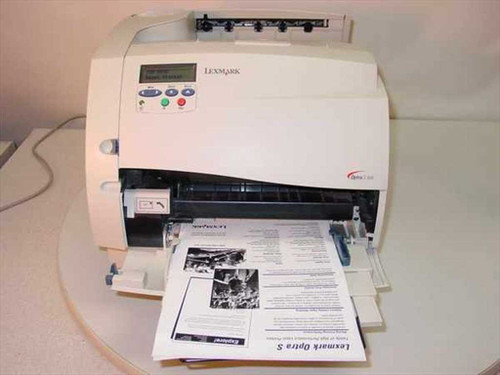 Lexmark 4059-162  Lexmark Optra S1620 Laser Printer