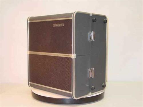 "Sony TC-500  1/4"" Reel to Reel Tapecorder"