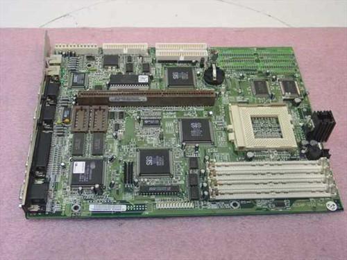IBM 93H4603  Socket 7 System Board, AT