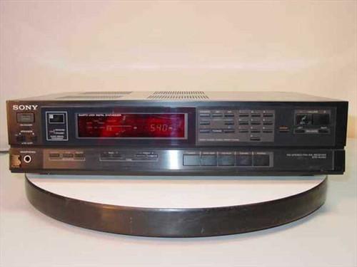 Sony STR-AV450  FM Stereo/FM-AM Receiver