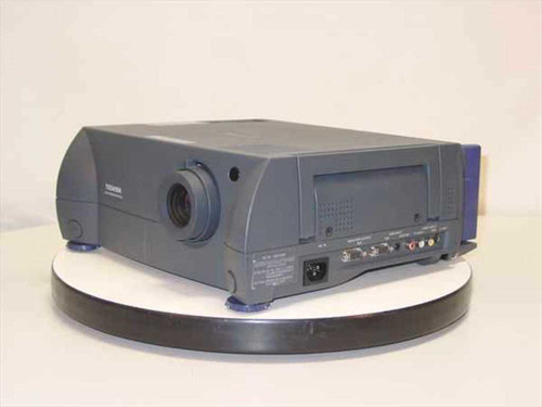 Toshiba TLP511  LCD Data Projector w/Doc Camera - as is no power