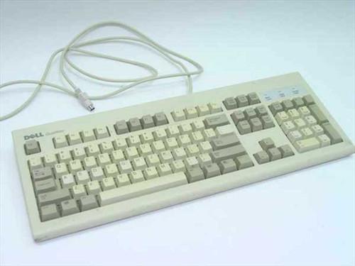 Dell PS/2 Keyboard 104 Key Quiet Key - GYUR43SK 2162C