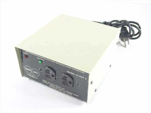 Tripp Lite LS-600 b  600 Watt Line Conditioner Voltage Regulator
