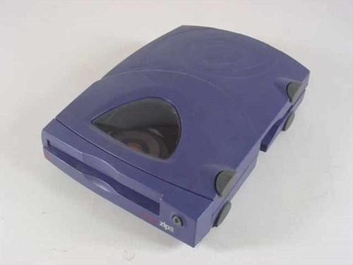 Iomega 04051D01  250MB External SCSI Drive 25 pin Z250S