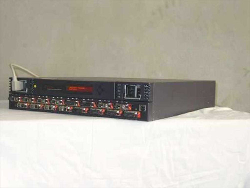 Storagetek 4116  Brocade Silkworm 2800 Fibre Channel Switch