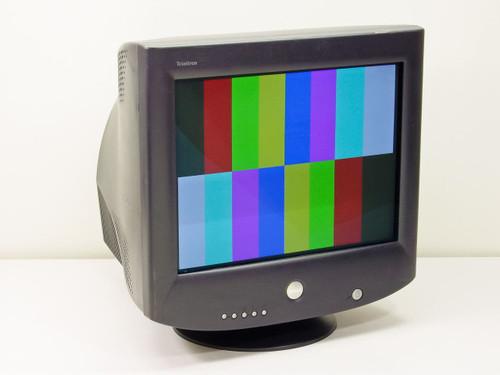 "Dell P992  19"" Flat Screen SVGA - Black CRT"