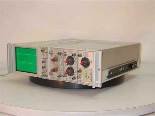 Tektronix  5111  Storage Oscilloscope w/ Plug-In Modules