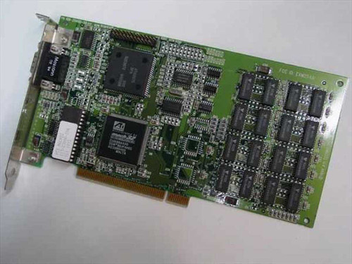 ATI 1022540550  PCI Video Card Mach32