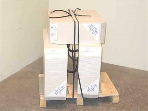 Alpha Technologies CFR 2500 & EBP 48EC  Lot of 3 2.5 KV Stand Alone UPS System