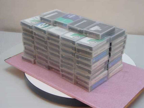 Exabyte 8MM Tapes  1 Lot - 84 Exabyte 8MM Tapes (Used)