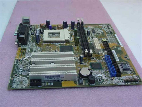 HP MEW-AM  Socket 370 550MHz Celeron System Board PAV 85/8600