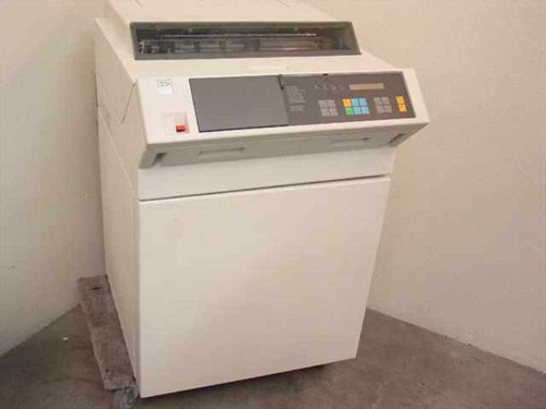 IBM 4234-007  Dot Band Coaxial IPDS Line Printer w/Stand
