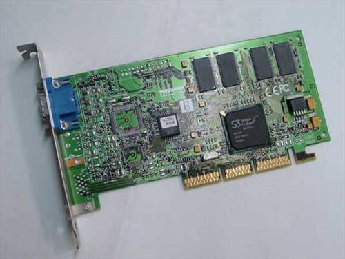 Diamond 28033520-001  AGP Video Card 8MB S3 SAVAGE4
