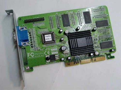 NEC JC9781  AGP Video Card 16MB 2X Vanta ESMT