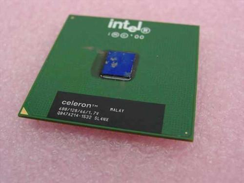 Intel PIII Celeron 600/128/66/1.7V (SL4NX)