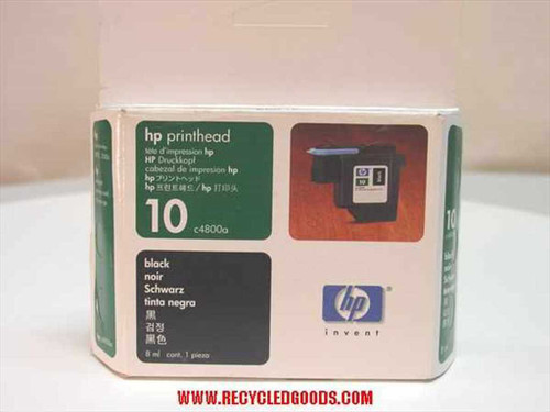 HP C4800A  Printhead 10 black