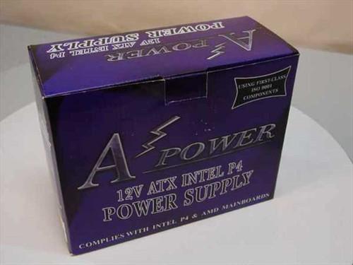A Power 500W  12V ATX Intel P4 Power Supply - NEW