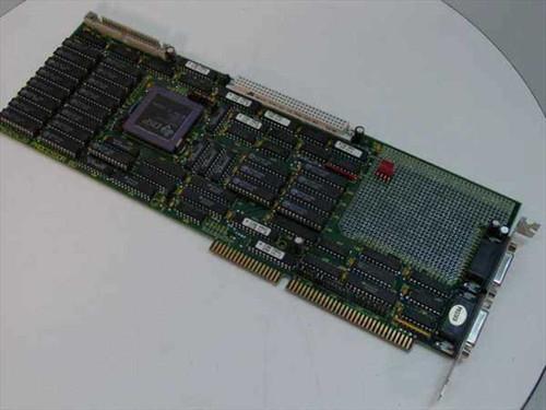 SMT TMS320C30  16Bit ISA Processor card