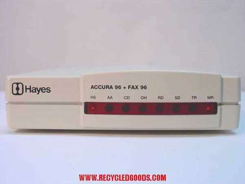 Hayes 5104AM  9600 ACCURA FAX96