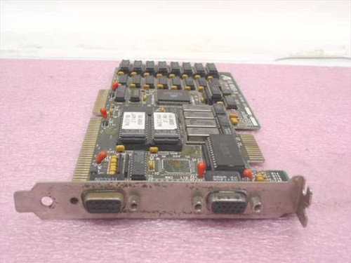 ATI 109004800  ISA Video Card ATI VGA WONDER-16