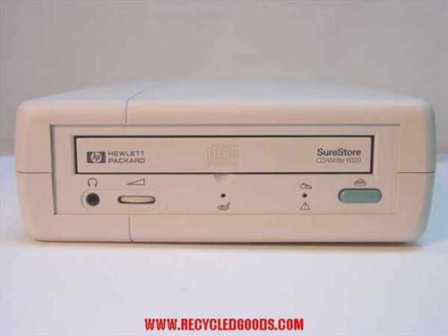 HP  6020e  CD-RW SCSI External SureStore x2 speed