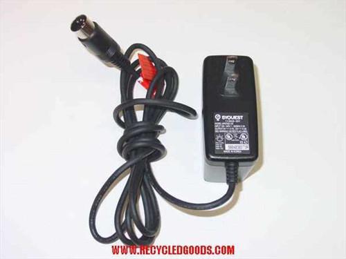 SyQuest AP07SQ-US  AC Adaptor 5VDC 1.7A 12VDC 0.3A