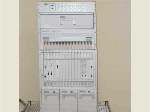 Nortel Passport 6480  Multiservice Edge Switch System DC Power