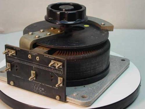 General Radio Variac W50  50 Amp 0-115 Volt 50/60 Hz.