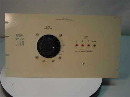 General Radio Variac M5  M-5 Variac GANGED Transformer 3-Type High Freq