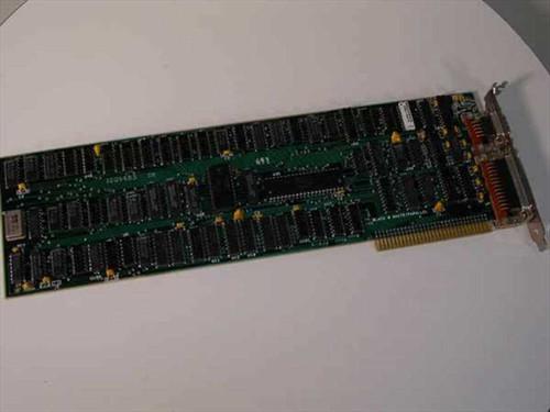 IBM 1501483 XM  8 Bit ISA Monochrome Video Card w/Parallel Printer