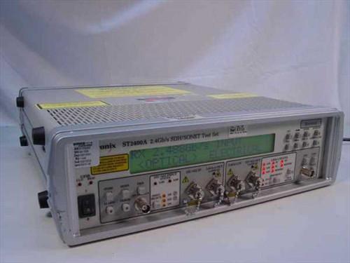 Tektronix Tektronix ST2400 2.4Gb/s Transceiver Test Set Opti ST2400R
