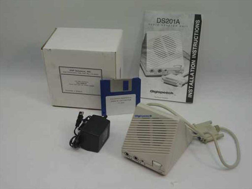 Digispeech DS201A Audio Adapter Unit in box