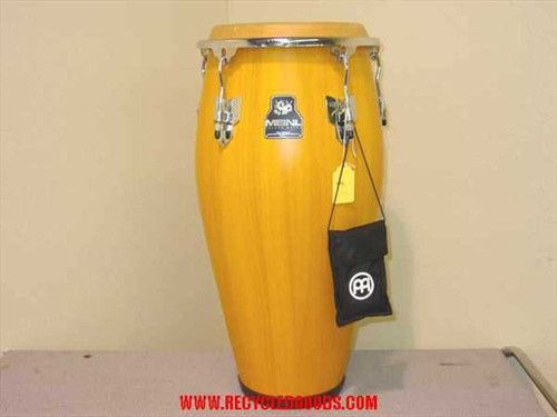 "Meinl MEC11AM  AMBER 11"" Quinto Conga Drum - Like New Floor Model"