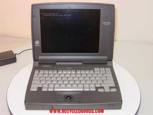 Compaq Armada 1125  100MHz Laptop 16Mb RAM 800Mb HDD