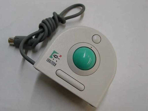 Logitech T-CE3-6MD  Mouse PS/2 Trackman Portable