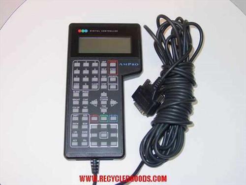 AmPro HT/2000  Remote Control CRT Projector pn 81271