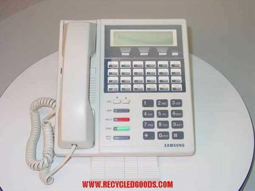 Samsung DCS-24B LCD  DCS 24 Button LCD Keyset Almond