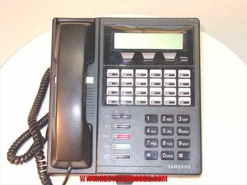 Samsung DCS-24B LCD  DCS 24 Button LCD Keyset Black