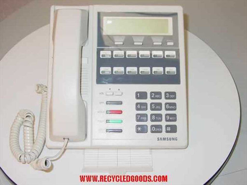 Samsung DCS-12B LCD  DCS-12B Keyset LCD Almond