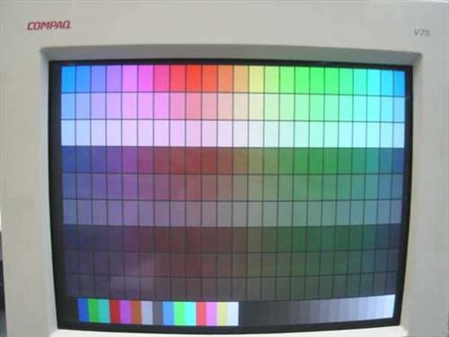 "Compaq V75  17"" SVGA Monitor 1600 x 1200 Spares 307710-001"