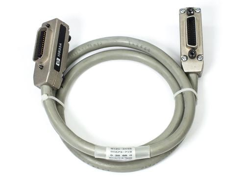 HP 10833A 1m (3.3 ft.) HPIB / GPIB Cable (B120-3445 / B0673-710)