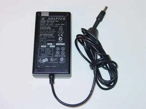 Acbel Polytech API-7595  AC Adaptor 19VDC - 2.4A Barrel Plug - Acbel Polyte