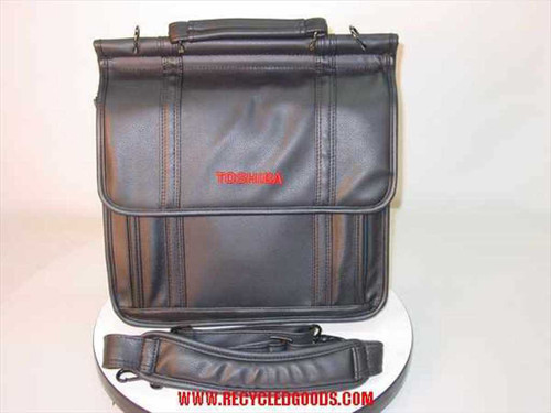 Toshiba Laptop Case  Laptop Leather Carry Case Bag/Embroidered Logo