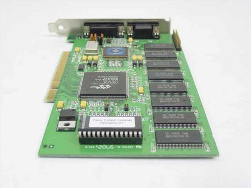 IXMicro Mac Twin Turbo 8 Meg PCI Video Card Revision 3.7 (Twin Turbo 128M/M2)