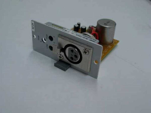 TOA M-01  Microphone Preamplifier
