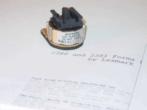 Lexmark 2380 / 2381  Dot Matrix Printhead 2380 Plus