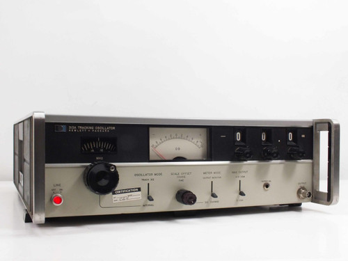 Hewlett Packard 313A  Tracking Oscillator
